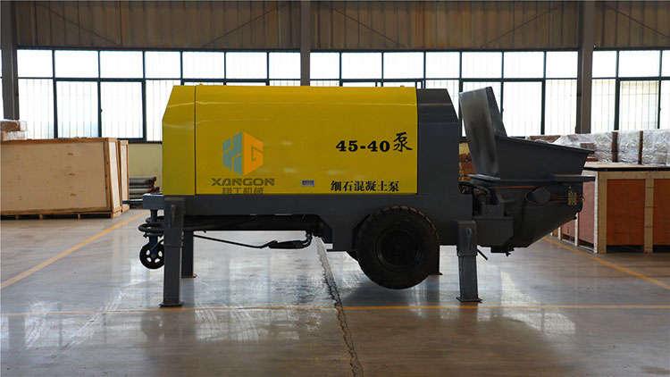 40型细石混凝土/大骨料输送泵