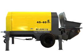 45-40型细石混凝土/大骨料输送泵
