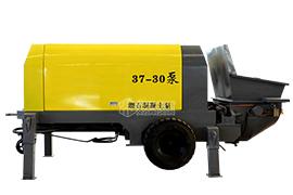 37型细石混凝土输送泵