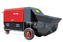 008-80型二次构造柱地泵(带搅拌)
